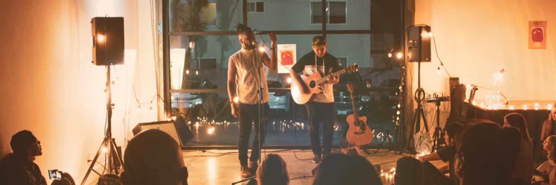 Live Music San Gabriel Valley